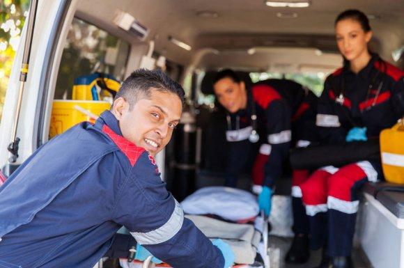 Ambulance pour rapatriement de malade depuis Bollène